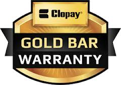 Clopay Gold Bar Warranty Richmond VA | Amelia Overhead Doors | (804) 561-5979