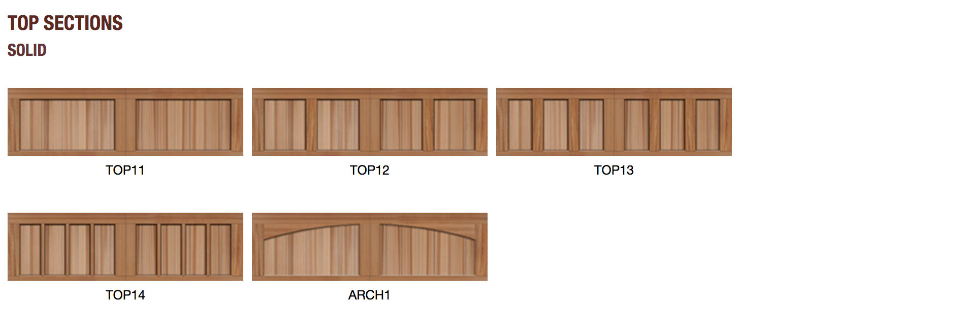 Reserve Wood Collection Limited Edition Series 2 | Amelia Overhead Doors | (804) 561-5979
