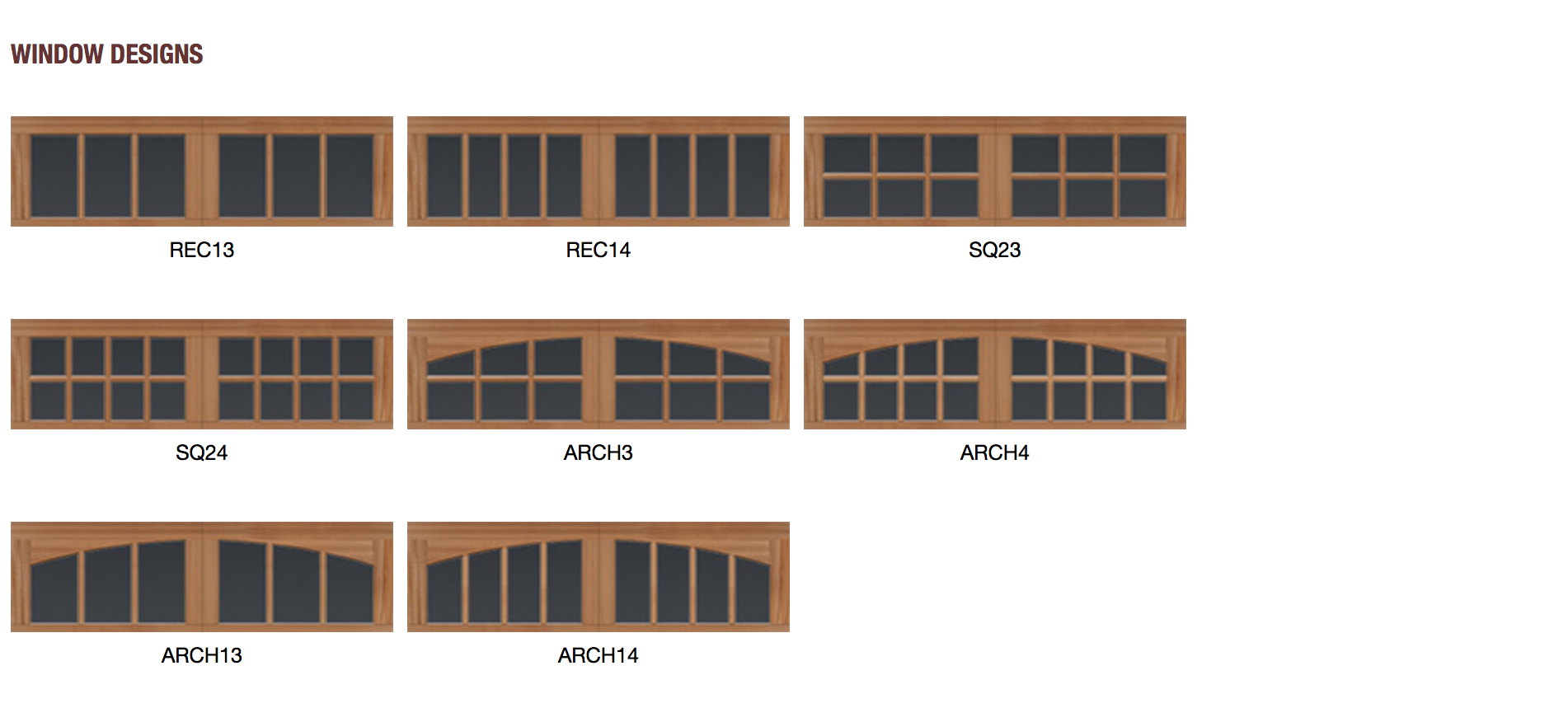 Reserve Wood Collection Limited Edition Series 3 | Amelia Overhead Doors | (804) 561-5979