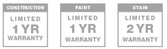 Limited Warranty | Amelia Overhead Doors | (804) 561-5979