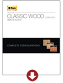 Classic Wood Collection Complete Configurations Models 44, 20,10 | Amelia Overhead Doors | (804) 561-5979