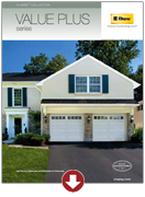 Classic Value Plus Brochure | Amelia Overhead Doors | (804) 561-5979