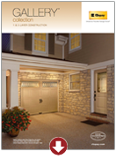 Gallery Collection Non-insulated 1 & 2 Layer | Amelia Overhead Doors | (804) 561-5979