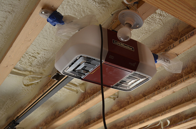 LiftMaster Garage Door Opener | Amelia Overhead Doors | (804) 561-5979