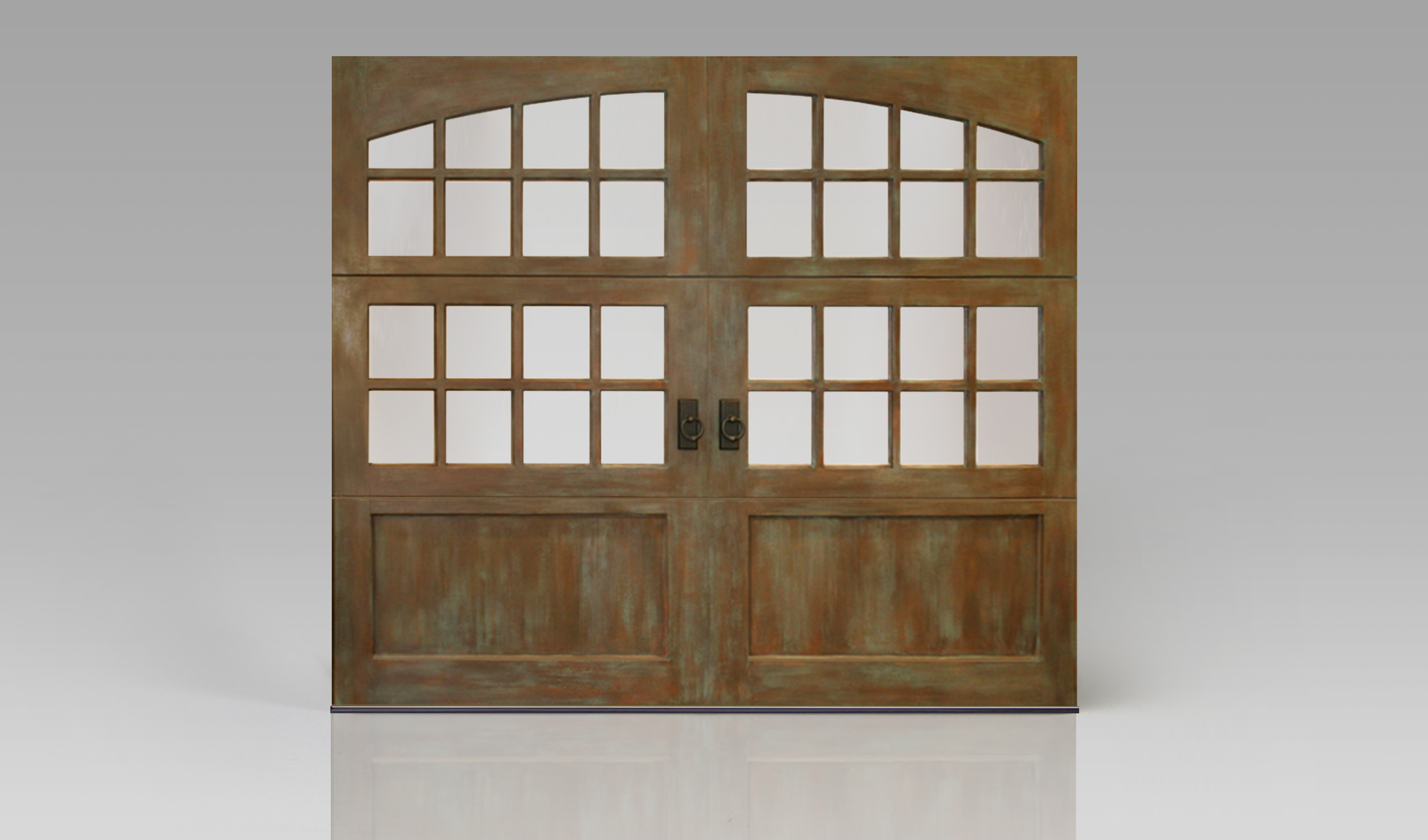 Reserve Wood Collection Modern Window 4 | Amelia Overhead Doors | (804) 561-5979