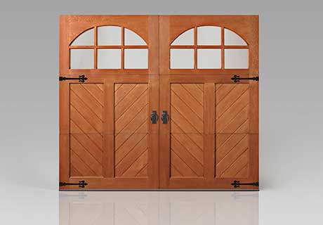 Reserve Wood Collection Modern Window 5 | Amelia Overhead Doors | (804) 561-5979