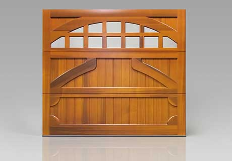 Reserve Wood Collection Custom Series 6 | Amelia Overhead Doors | (804) 561-5979