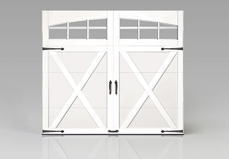 Carriage House Steel Garage Door | Amelia Overhead Doors | (804) 561-5979