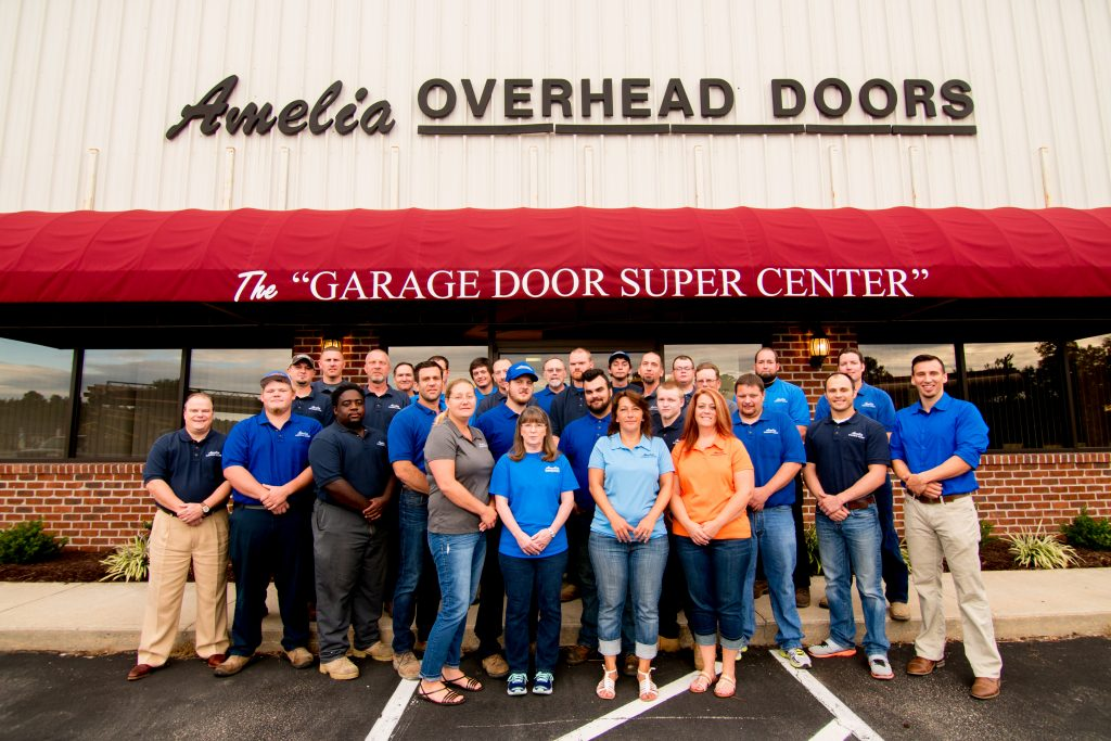 Give a Testamonial for Our Website | AOD Team | Amelia Overhead Doors | (804) 561-5979