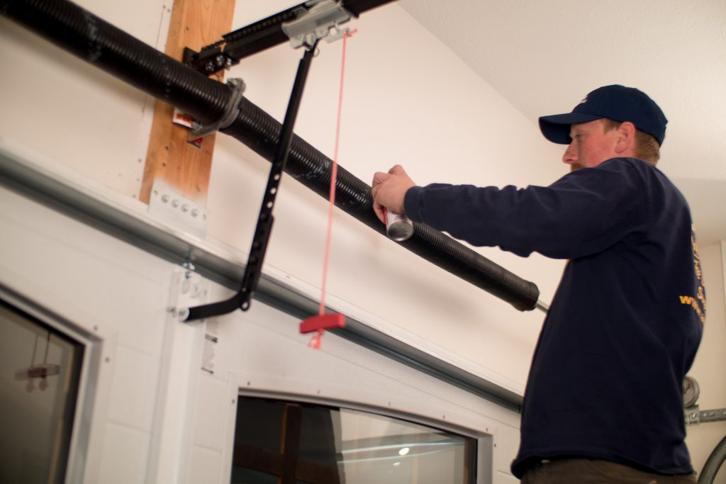 Richmond VA Garage Door Spring Services | Amelia Overhead Doors of Richmond | (804) 561-5979