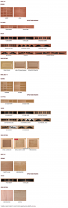 Classic Wood Design Options | Amelia Overhead Doors | (804) 561-5979